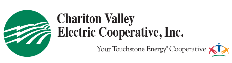 Chariton Valley Electric Cooperative, Inc. Logo